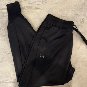 UnderArmour XS Cold Gear Loose Fit Sweatpants!